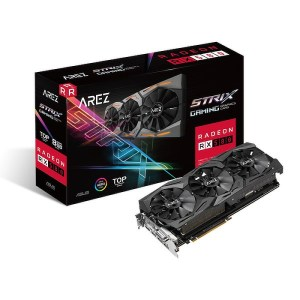 ASUS Radeon RX 580 Arez Strix Gaming Top 8GB GDDR5 Graphics Card (90YV0AK3-M0NA00)