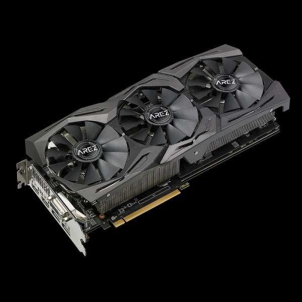 ASUS Radeon RX 580 Arez Strix Gaming OC 8GB GDDR5 Graphics Card (90YV0AK5-M0NA00)