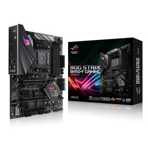 ASUS ROG STRIX B450-F GAMING Socket AM4 AMD B450 DDR4 ATX Motherboard (90MB0YS0-M0EAY0)
