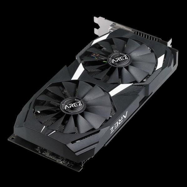 ASUS Radeon RX 580 Arez DUAL OC 8GB GDDR5 Graphics Card (90YV0AQB-M0NA00)