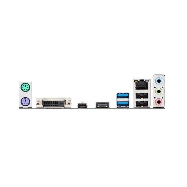 ASUS Prime Z370M-Plus II LGA 1151 Intel Z370 DDR4 Micro ATX Motherboard (90MB0ZR0-M0EAY0)