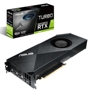 ASUS GeForce RTX 2080 Turbo 8GB GDDR6 Graphics Card (TURBO-RTX2080-8G)