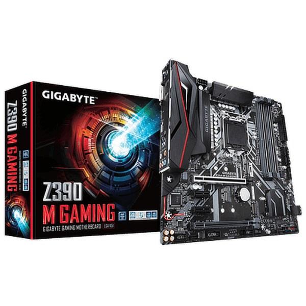 Gigabyte Z390 M Gaming LGA 1151 Intel Z390 DDR4 Micro ATX Motherboard (Z390 M GAMING)