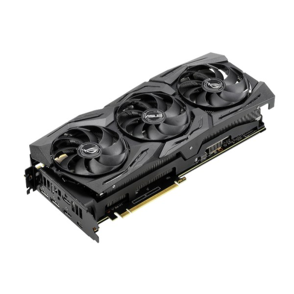 ASUS GeForce RTX 2080 ROG Strix Gaming Advanced 8 GB GDDR6 Graphics Card (ROG-STRIX-RTX2080-A8G-GAMING)