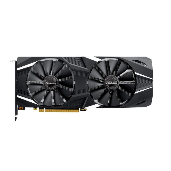 ASUS GeForce RTX 2070 DUAL 8 GB GDDR6 Graphics Card (90YV0C84-M0NA00)