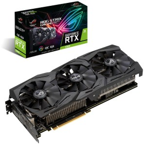 ASUS GeForce RTX 2060 ROG Strix Gaming 6 GB GDDR6 Graphics Card (90YV0CI0-M0NA00)
