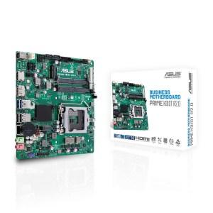 ASUS PRIME H310T R2.0 LGA 1151 Intel H310 DDR4 Thin Mini ITX Motherboard (PRIME H310T R2.0)