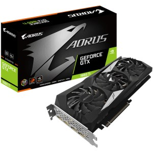 Gigabyte GeForce GTX 1660 Ti AORUS 6GB GDDR6 Graphics Card (GV-N166TAORUS-6GD)