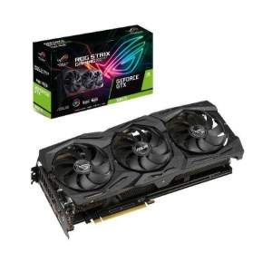 ASUS GeForce GTX 1660 Ti ROG Strix Gaming Advanced 6GB GDDR6 Graphics Card (ROG-STRIX-GTX1660TI-A6G-GAMING)