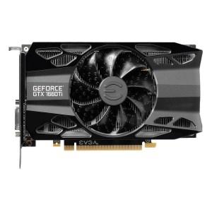 EVGA GeForce GTX 1660 Ti XC Gaming 6GB GDDR6 Graphics Card (06G-P4-1263-KR)