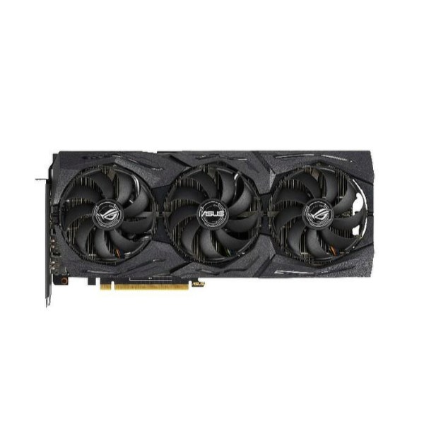 ASUS GeForce GTX 1660 Ti ROG Strix Gaming 6GB GDDR6 Graphics Card (90YV0CQ2-M0NA00)