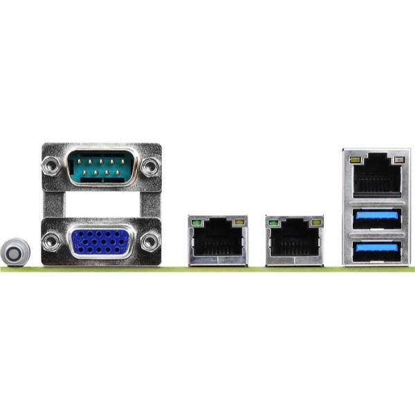 ASRock X470D4U Socket AM4 AMD X470 DDR4 Micro ATX Motherboard (X470D4U)
