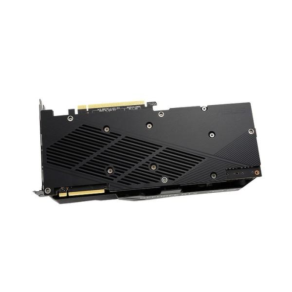 ASUS GeForce RTX 2080 DUAL Advanced EVO 8 GB GDDR6 Graphics Card (90YV0CL1-M0NM00)