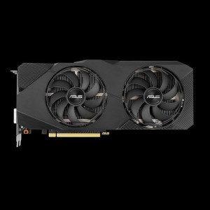 ASUS GeForce RTX 2060 SUPER DUAL Advanced EVO 8 GB GDDR6 Graphics Card (DUAL-RTX2060S-A8G-EVO)