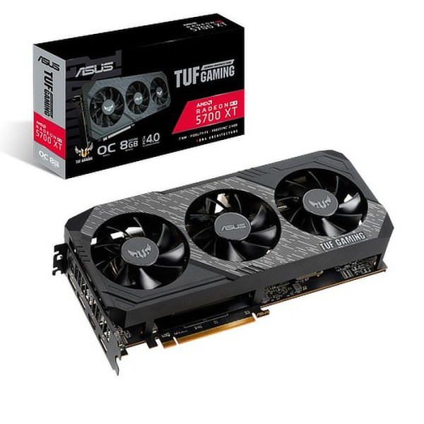 ASUS Radeon RX 5700 XT TUF3 Gaming OC 8 GB GDDR6 Graphics Card (90YV0DA0-M0NA00)