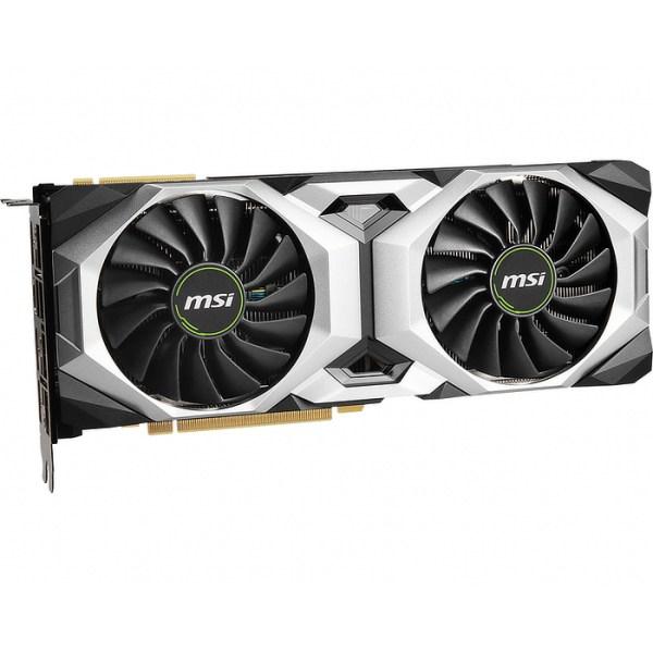 MSI GeForce RTX 2080 SUPER Super Ventus XS OC 8 GB GDDR6 Graphics Card (V372-292R)