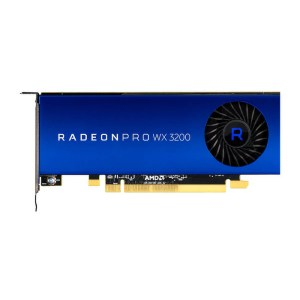 AMD Radeon Pro WX 3200 4 GB GDDR5 Graphics Card (100-506115)