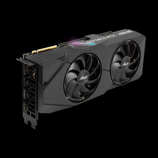ASUS GeForce RTX 2080 SUPER DUAL EVO V2 8 GB GDDR6 Graphics Card (90YV0DP2-M0NM00)