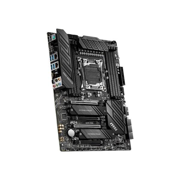 MSI X299 Pro LGA 2066 Intel X299 LPDDR4 ATX Motherboard (X299 PRO)