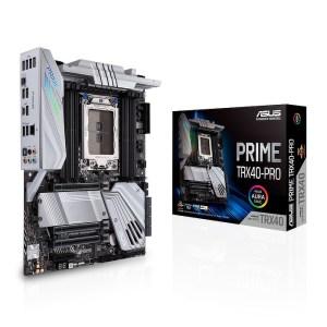 ASUS Prime TRX40-Pro sTRX4 AMD TRX40 DDR4 ATX Motherboard (90MB12F0-M0EAY0)