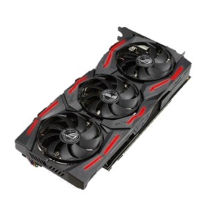 ASUS GeForce RTX 2060 SUPER ROG Strix Gaming EVO Advanced 8 GB GDDR6 Graphics Card (ROG-STRIX-RTX2060S-A8G-EVO-GAMING)