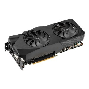 ASUS GeForce RTX 2060 SUPER DUAL EVO OC V2 8 GB GDDR6 Graphics Card (90YV0DZ0-M0NA00)