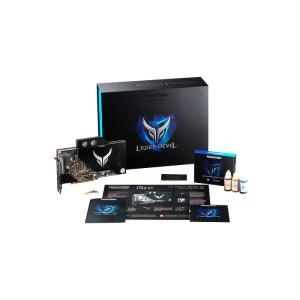 PowerColor Radeon RX 5700 XT Liquid Devil 8 GB GDDR6 Graphics Card (AXRX 5700XT 8GBD6-WDH/OC)