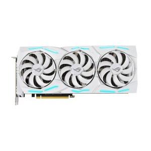 ASUS GeForce RTX 2080 SUPER ROG Strix White Gaming OC 8 GB GDDR6 Graphics Card (90YV0DH3-M0NM00)