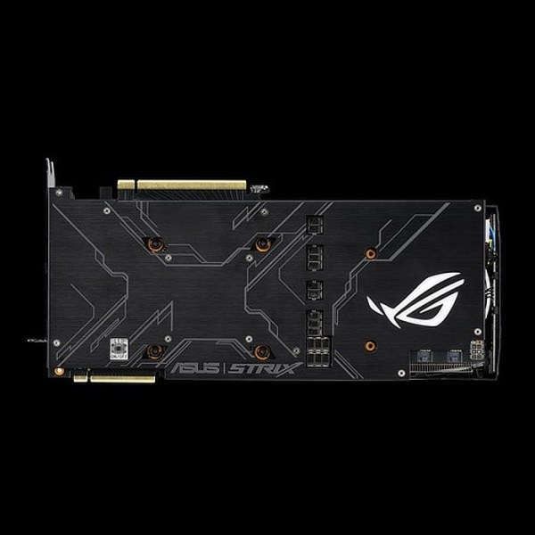 ASUS GeForce RTX 2070 SUPER ROG Strix Gaming OC 8 GB GDDR6 Graphics Card (90YV0DI0-MTNA00)