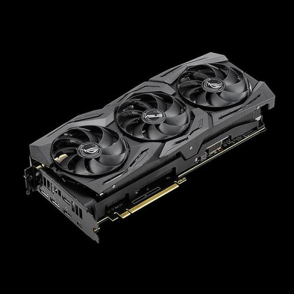 ASUS GeForce RTX 2080 SUPER ROG Strix Gaming OC 8 GB GDDR6 Graphics Card (90YV0DH0-MTNM00)