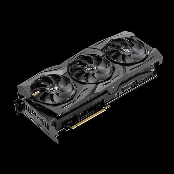 ASUS GeForce RTX 2080 SUPER ROG Strix Gaming Advanced 8 GB GDDR6 Graphics Card (90YV0DH1-MTNM00)