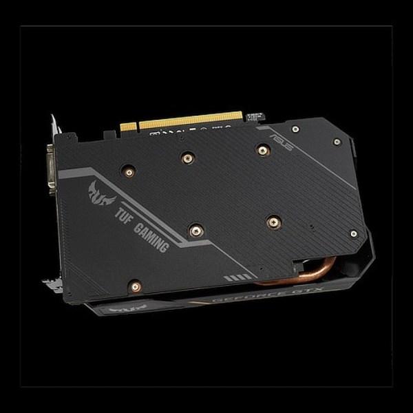ASUS GeForce GTX 1650 TUF Gaming OC 4 GB GDDR6 Graphics Card (90YV0EH0-M0NA00)