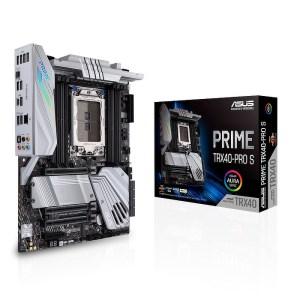 ASUS Prime TRX40-PRO S sTRX4 AMD TRX40 DDR4 ATX Motherboard (90MB14J0-M0EAY0)