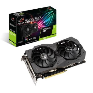 ASUS GeForce GTX 1650 ROG Strix Gaming 4 GB GDDR6 Graphics Card (90YV0EI1-M0NA00)