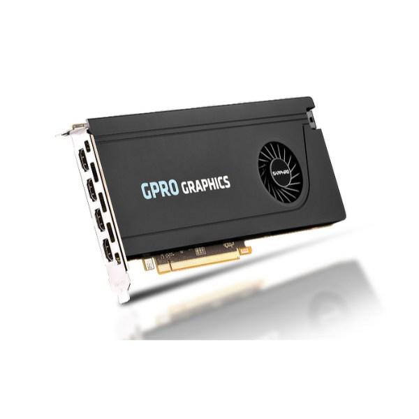 Sapphire GPRO 8200 8 GB GDDR5 Graphics Card (32261-01-10G)