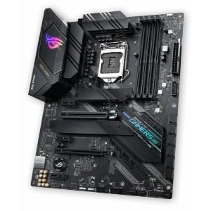 ASUS ROG Strix B460-F Gaming LGA 1200 Intel B460 DDR4 ATX Motherboard (90MB13R0-M0EAY0)