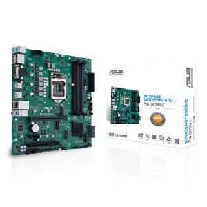 ASUS Pro Q470M-C/CSM LGA 1200 Intel DDR4 Micro ATX Motherboard (90MB1380-M0EAYC)