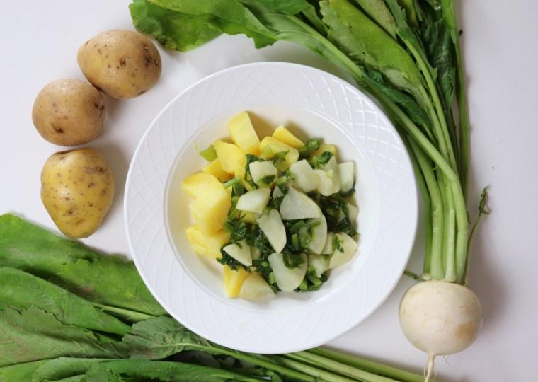 Mairübchen Gemüse