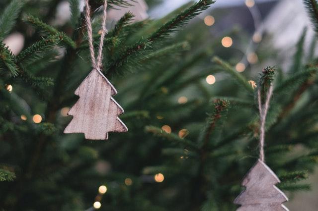 weihnachten mit baby