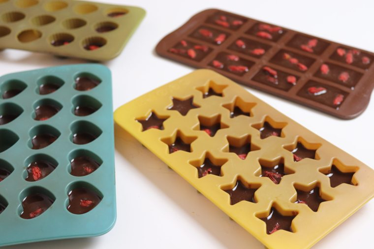 Schokoladen Formen