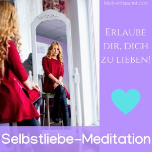 Meditation Selbstliebe