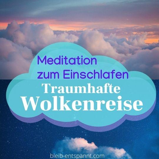 Meditation zum Schlafen