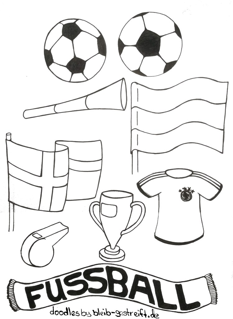 Doodles Fussball, Doodles soccer