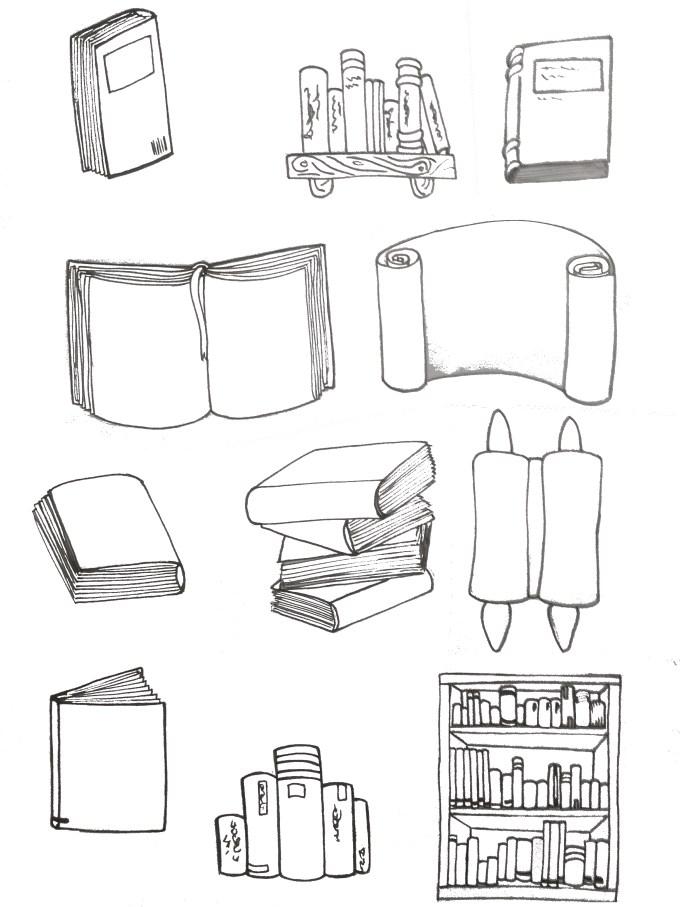 Doodles Zeichnen Viele Vorlagen Für Deine Inspiration Und Kreativität
