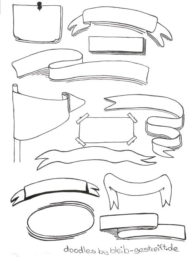 Doodles Banner