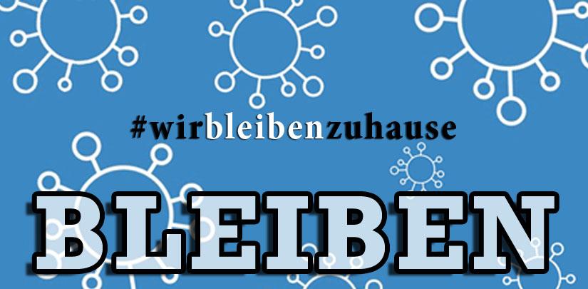 Bleiben (to Stay) - Wort des Tages