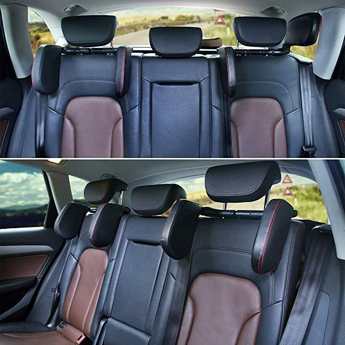 Premium Car Seat Headrest Pillows6