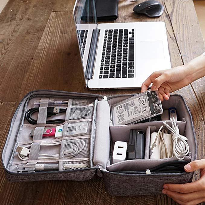Waterproof Tech Travel Organizer Bag2