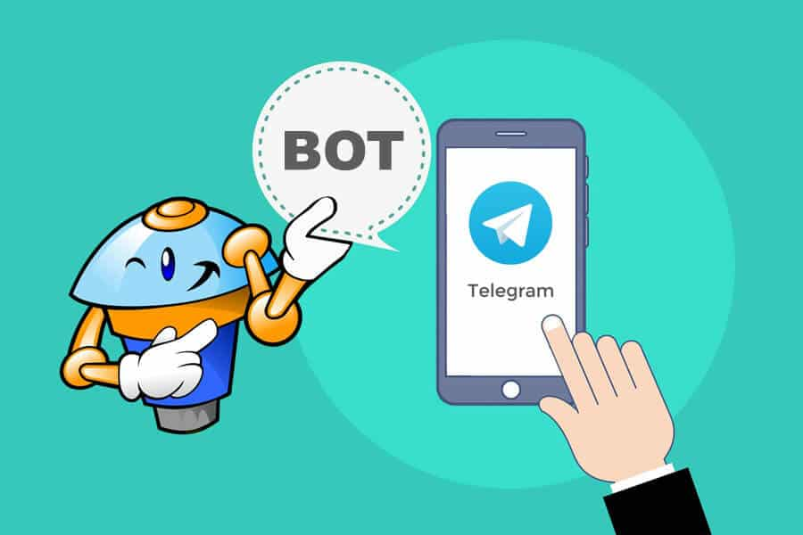 Creation de chatbot telegram