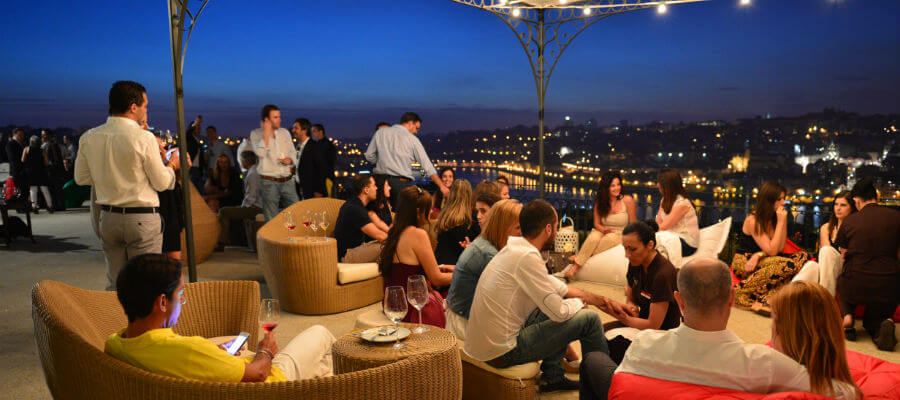 Image result for hotel party wine image